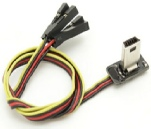 Super Slim GoPro 3 A/V Cable  For FPV