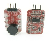 Lipo Battery Low Voltage Alarm 2s-3s