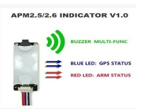 APM2.5/2.6/2.8 MWC Flight Controller Light